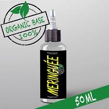 E-liquide Bio Tarte Citron Meringuée 50%PG|50%VG 50ml Organic100% 🔥PRIX PROMO🔥