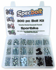 300pc Bolt Kit SUZUKI GSXR 600M 600 600W 600X 600Z 750 750W 750X 1000 1000Z 1100