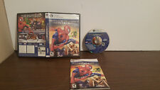 Spider-Man: Friend or Foe (PC, 2007) Complete NO CD KEY