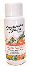Dresdner Essenz Sauna Aufguss Orange/weihrauch 250 Ml 10018923