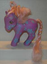 Vintage G1 My Little Pony Flower Fantasy Flowerbelle MLP