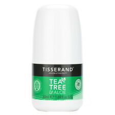 Tisserand Aromatherapy Tea Tree & Aloe 24 Hour Deodorant 50ml