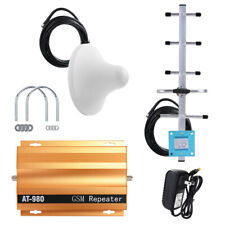 Mobile Phone Signal Booster Repeater Amplifier Yagi Antenna AT980 GSM900MHz F6E6