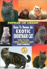 Exotic Shorthair Cat (Popular Cat Library)-ExLibrary