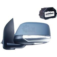 Exterior mirror complete left For Nissan NAVARA Pickup/Chassis (D40)