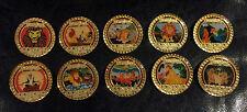 LE 800 Disney DLR Lion King Pin Set Simba Nala Pumbaa Scar 15th Anniversary HTF