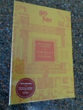 Harry Potter Moleskine Individually Numbered Collector's Edition Journal Sealed