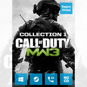 Call of Duty Modern Warfare 3 Collection 1 DLC for PC Game Steam Key Region Free