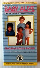 Baby Alive ~ Rare New Sealed VHS Movie Video Tape ~ Vintage Phylicia Rashad Safe