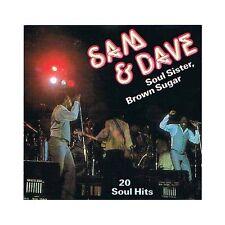 CD Sam & Dave- soul sister, brown sugars 20 soul hit 159357492675