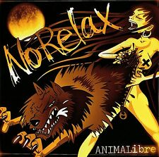 NO RELAX - ANIMALIBRE CD (2011) SPANIEN / ITALIEN PUNK / FEMALE VOICE