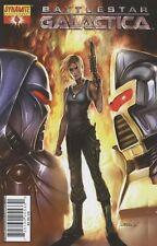 BATTLESTAR GALACTICA  Comic Book n°4 Variante A BSG comic book n°4 Cover A