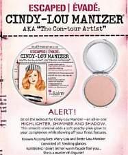 The Balm CINDY-LOU Manizer! Brand New!Contour Artist!
