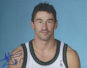 Marco Jaric MN Minnesota Timberwolves Signed 8x10 Photo COA GFA