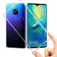 CoverKingz Huawei Mate 20 Handyhülle Case Schutzhülle Slim Cover Transparent