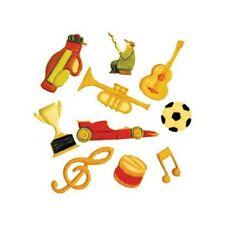 FMM Cutter Music & Sport Tappit Instrument Stencil Cake Fondant Icing Tool