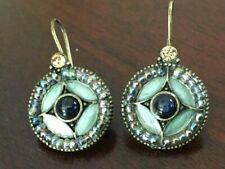 Vintage Silver Plated Avon Earrings