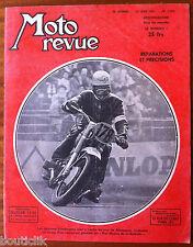 """Moto Revue du 23/06/1951; Allemagne """"Huit heures de la solitude"""" 23e Bol d'Or"""