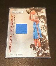 JAMES HARDEN 2009-10 Dress for Success Chrome RC Jersey /299