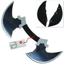 LoL Draven Legends Replica Sword League Axe - Carbon Steel Heat Treated Rp Skin