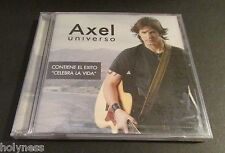 AXEL / UNIVERSO / CD / MINT / FACTORY SEALED