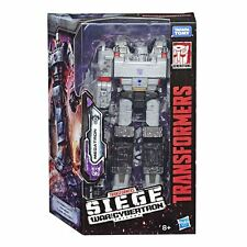 Transformers War for Cybertron: Siege Voyager Class MEGATRON Figure by Hasbro