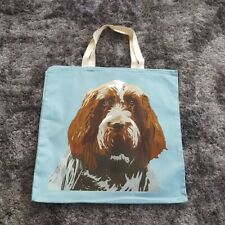More details for italian spinone tote bag full colour printed on both sides very attractive bag