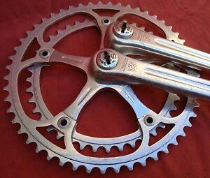 Pédalier STRONGLIGHT  52/42 dents vélo course vintage