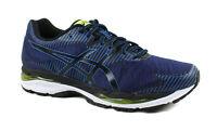 ASICS Mens Gel-Ziruss 2 Indigo Blue/Black Athletic Running Shoes