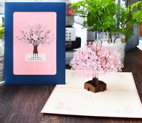 Keepsake All Occasions Pop Up Cards Birthday Anniversary Wedding Mothers Day 3D