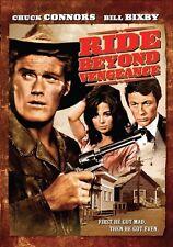 RIDE BEYOND VENGANZA dvd (1966) - CHUCK CONNORS, Kathryn Hays , BILL BIXBY