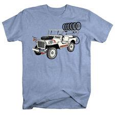 Endurance Conspiracy TDF Jeep T-shirt Heather Blue Medium Td182 TT 07