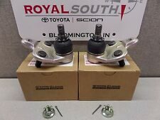Toyota Corolla 2009 - 2016 Front Lower Ball Joint Set Genuine OEM OE