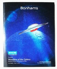 Bonhams TCM Wonders of the Galaxy Star Wars Science Fiction Auction Catalog 2019