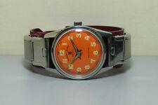 Ladies or Boys VINTAGE Favre Leuba Geneve Seaking Winding Old Used Watch R115