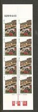 Norway SC # 1157a Nusfjord .Complete Booklet . MNH