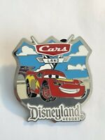 Walt Disney Travel Company Cars Land Lightning McQueen 2013 Pin (B6)