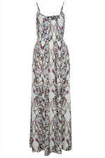 Polyester Paisley Topshop Dresses for Women