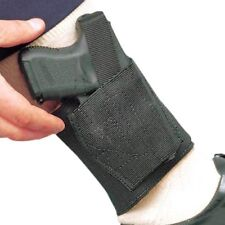DESANTIS® APACHE PADDED RH ANKLE HOLSTER for KEL-TEC & Small Autos - 062BASAZ0