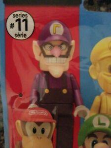 ELITE RARE K'nex Super Mario Series 11 Waluigi New and Sealed Blind Bag 🔥🔥