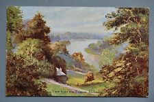 R&L Postcard: View from the Terrace, Richmond, Wildt & Kray