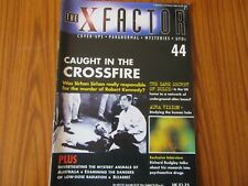 The X Factor Magazine No 44 - Caught in the crossfire