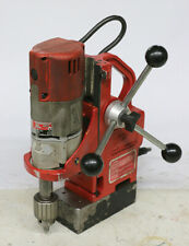 Milwaukee 4270 20 Magnetic Drill Press 1 12 12 Hp 450 Rpm