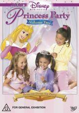 Princess Party - Princess Dress-Up Party : Vol 2 (DVD, 2005)