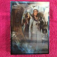 STARGATE SG ATLANTIS TEMPORADA 2 COMPLETA - 5 X DVD + EXTRAS ESPAÑOL INGLES AM
