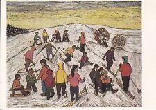 Cartolina-marinaio casa editrice n. fp 842/Haubold-buon gioventù in inverno