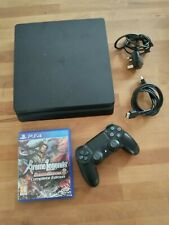 PS4 Slim 500GB Black Console & Controller Bundle Same Day Dispatch Free