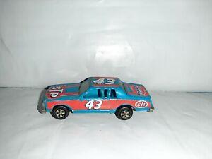 Vtg ERTL Richard Petty #43 STP 1980 Chevrolet 1:64 NASCAR Hong Kong Rare