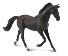 Vollblutstute schwarz 16 cm Pferdewelt Collecta 88478