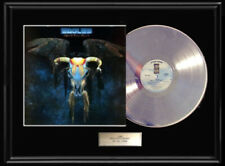 The Eagles One Of These Nights Album Lp White Gold Silver Platinum Tone Record
